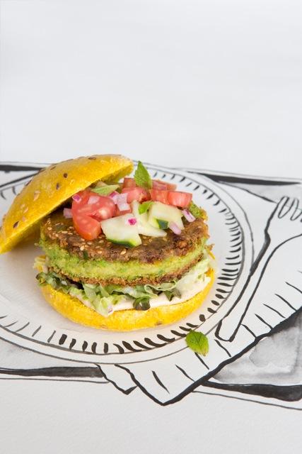 Burger-FalafelBD