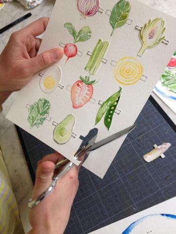 make a salad 8
